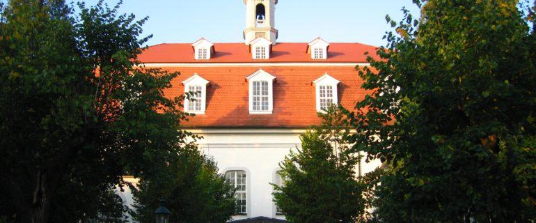 TJCII w Herrnhut