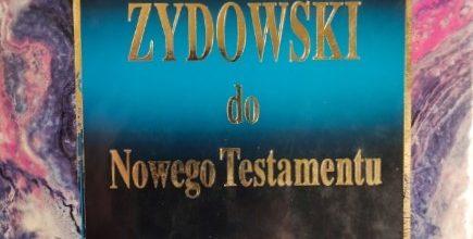 D. H. Stern – Komentarz Żydowski  do Nowego Testamentu