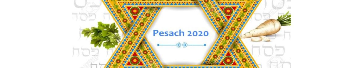 Pesach… online